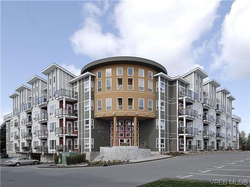 Main Photo: 206 866 Brock Ave in VICTORIA: La Langford Proper Condo for sale (Langford)  : MLS®# 603957