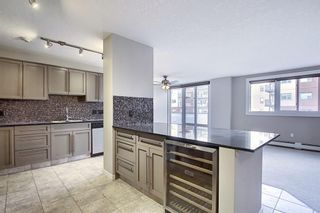 Photo 5: 302 429 14 Street NW in Calgary: Hillhurst Apartment for sale : MLS®# A1075167