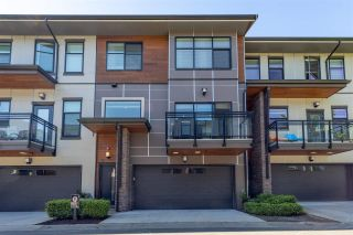 """Photo 1: 33 2687 158TH Street in Surrey: Grandview Surrey Townhouse for sale in """"Jacobsen"""" (South Surrey White Rock)  : MLS®# R2588821"""