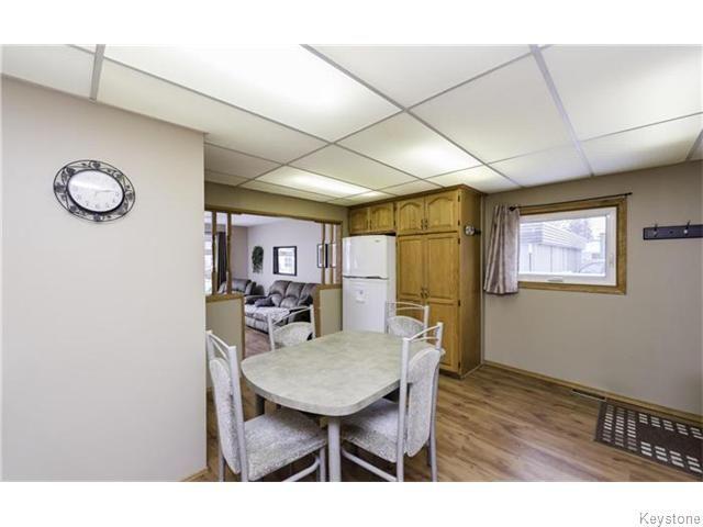 Photo 7: Photos: 342 De La Cathedrale Avenue in WINNIPEG: St Boniface Residential for sale (South East Winnipeg)  : MLS®# 1530499
