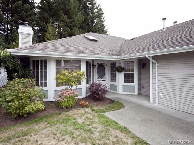Main Photo: 9 2010 20TH STREET in COURTENAY: CV Courtenay City Row/Townhouse for sale (Comox Valley)  : MLS®# 712051