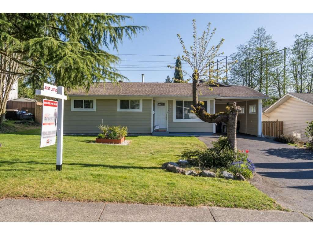 Main Photo: 11052 PATRICIA Drive in Delta: Nordel House for sale (N. Delta)  : MLS®# R2568170