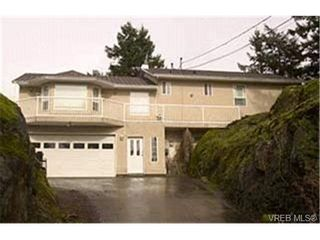 Photo 1:  in VICTORIA: La Florence Lake House for sale (Langford)  : MLS®# 424332