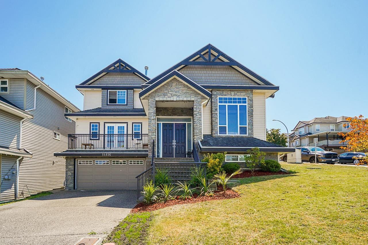 """Main Photo: 14616 76A Avenue in Surrey: East Newton House for sale in """"Chimney Hill"""" : MLS®# R2603875"""