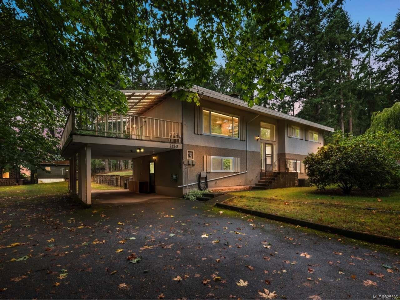 Main Photo: 2150 Calais Rd in DUNCAN: Du East Duncan House for sale (Duncan)  : MLS®# 825306