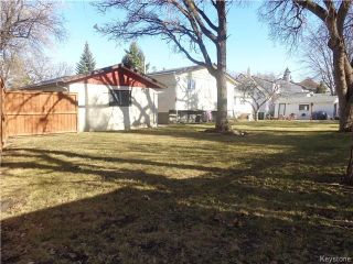 Photo 17: 198 Thompson Drive in Winnipeg: Silver Heights Residential for sale (5F)  : MLS®# 1808214