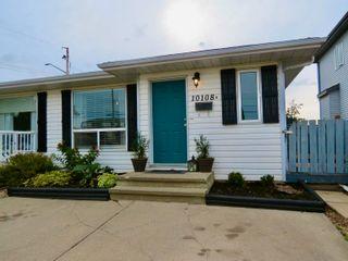 Photo 1: 10108 B 103 Street: Morinville House Half Duplex for sale : MLS®# E4259184
