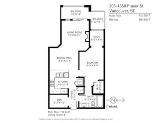 Photo 17: 205 4550 FRASER STREET in Vancouver East: Fraser VE Home for sale ()  : MLS®# R2257241