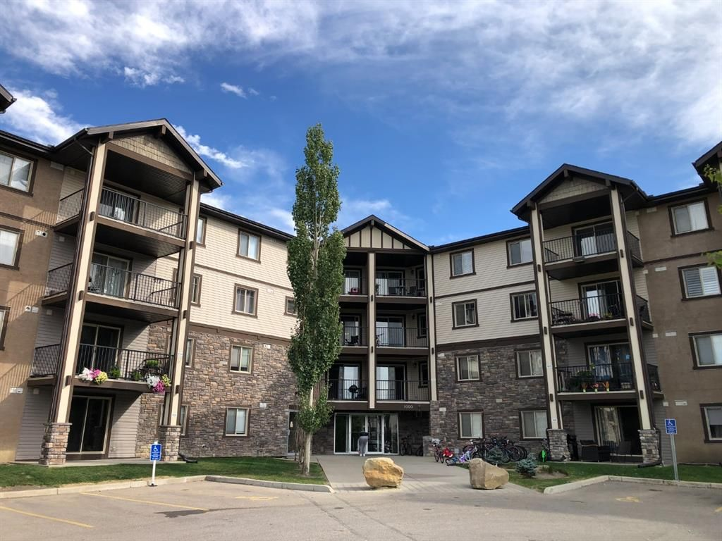 Main Photo: 1419 60 Panatella Street NW in Calgary: Panorama Hills Apartment for sale : MLS®# A1147087