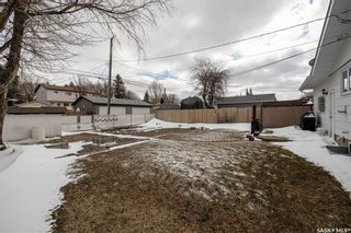 Photo 29: 1728 G Avenue North in Saskatoon: Mayfair Residential for sale : MLS®# SK848608