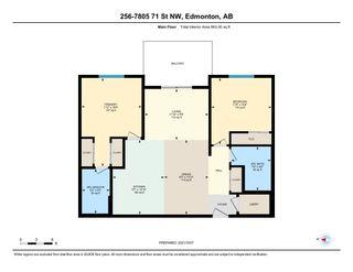 Photo 3: 256 7805 71 Street in Edmonton: Zone 17 Condo for sale : MLS®# E4266039