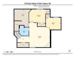Photo 40: 274 Royal Abbey Court NW in Calgary: Royal Oak Detached for sale : MLS®# A1146190