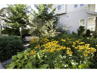 Photo 8: 38 7533 Heather Street Street in Richmond: McLennan North Townhouse for sale : MLS®# V1008609