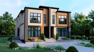 Photo 1: 1 4320 Bowness Road NW in Calgary: Montgomery Row/Townhouse for sale : MLS®# A1068796