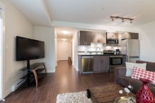 """Photo 12: 312 20219 54A Avenue in Langley: Langley City Condo for sale in """"Suede"""" : MLS®# R2202360"""