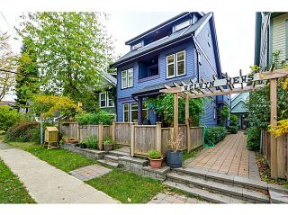 Photo 6: 4461 WELWYN ST in Vancouver: Victoria VE Condo for sale (Vancouver East)  : MLS®# V1091780