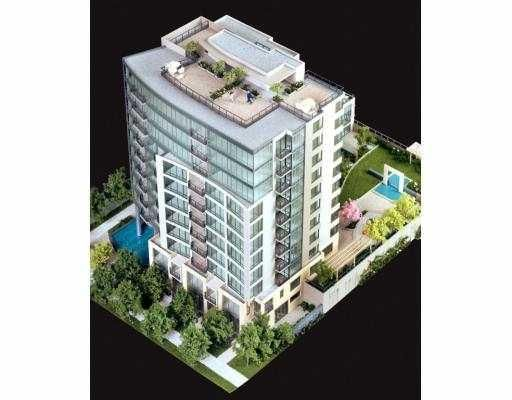 """Main Photo: 602 1690 W 8TH Avenue in Vancouver: Fairview VW Condo for sale in """"Musee"""" (Vancouver West)  : MLS®# V777774"""