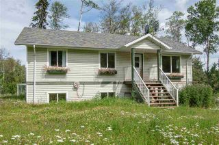 Photo 1: 2448 PTARMIGAN Road in Smithers: Smithers - Rural House for sale (Smithers And Area (Zone 54))  : MLS®# R2484806