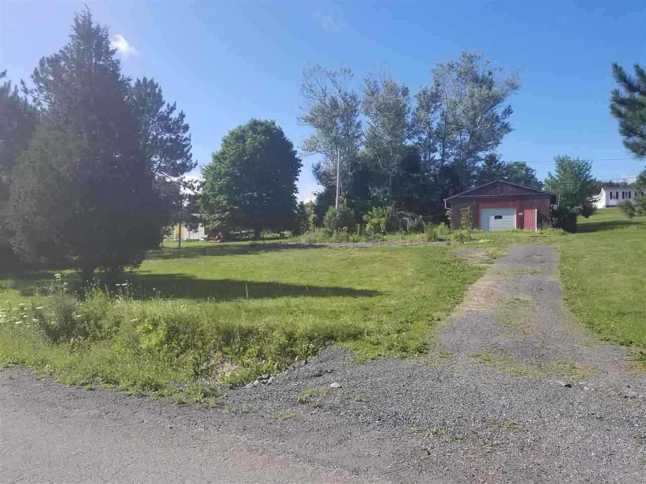 Main Photo: 27 THIRD Street in Mclellans Brook: 108-Rural Pictou County Vacant Land for sale (Northern Region)  : MLS®# 201916523