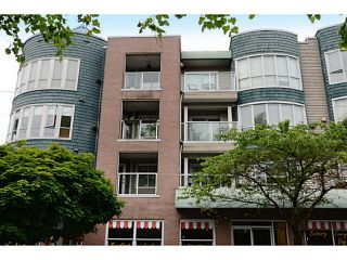 Photo 1: 308 789 W 16TH Avenue in Vancouver: Fairview VW Condo for sale (Vancouver West)  : MLS®# V1066570