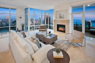 Photo 2: DOWNTOWN Condo for sale : 3 bedrooms : 550 Front St #2801 in San Diego