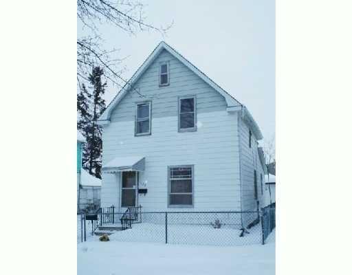 Main Photo: 525 KAVANAGH Street in WINNIPEG: St Boniface Single Family Detached for sale (South East Winnipeg)  : MLS®# 2701787