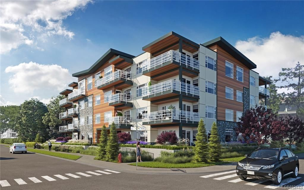 Main Photo: 208 9861 Third St in : Si Sidney North-East Condo for sale (Sidney)  : MLS®# 882143