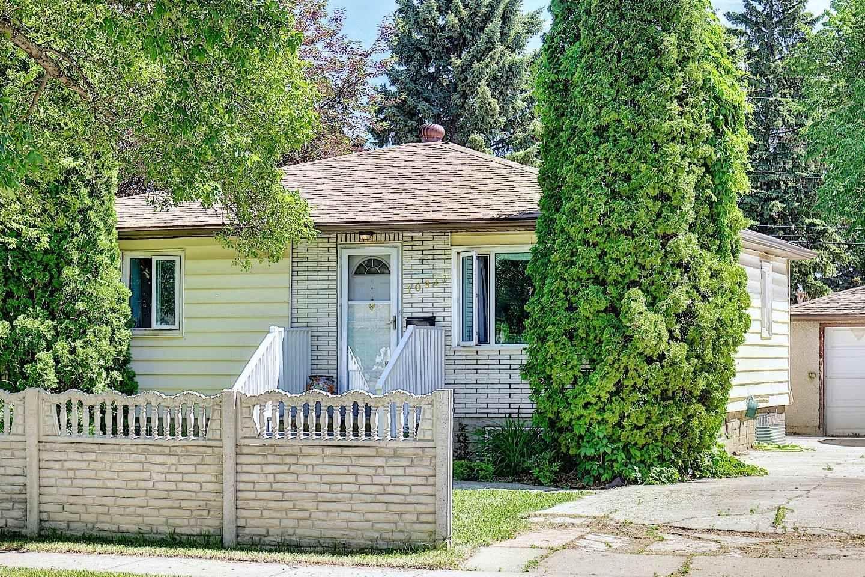 Main Photo: 10933 150 Street in Edmonton: Zone 21 House for sale : MLS®# E4251858
