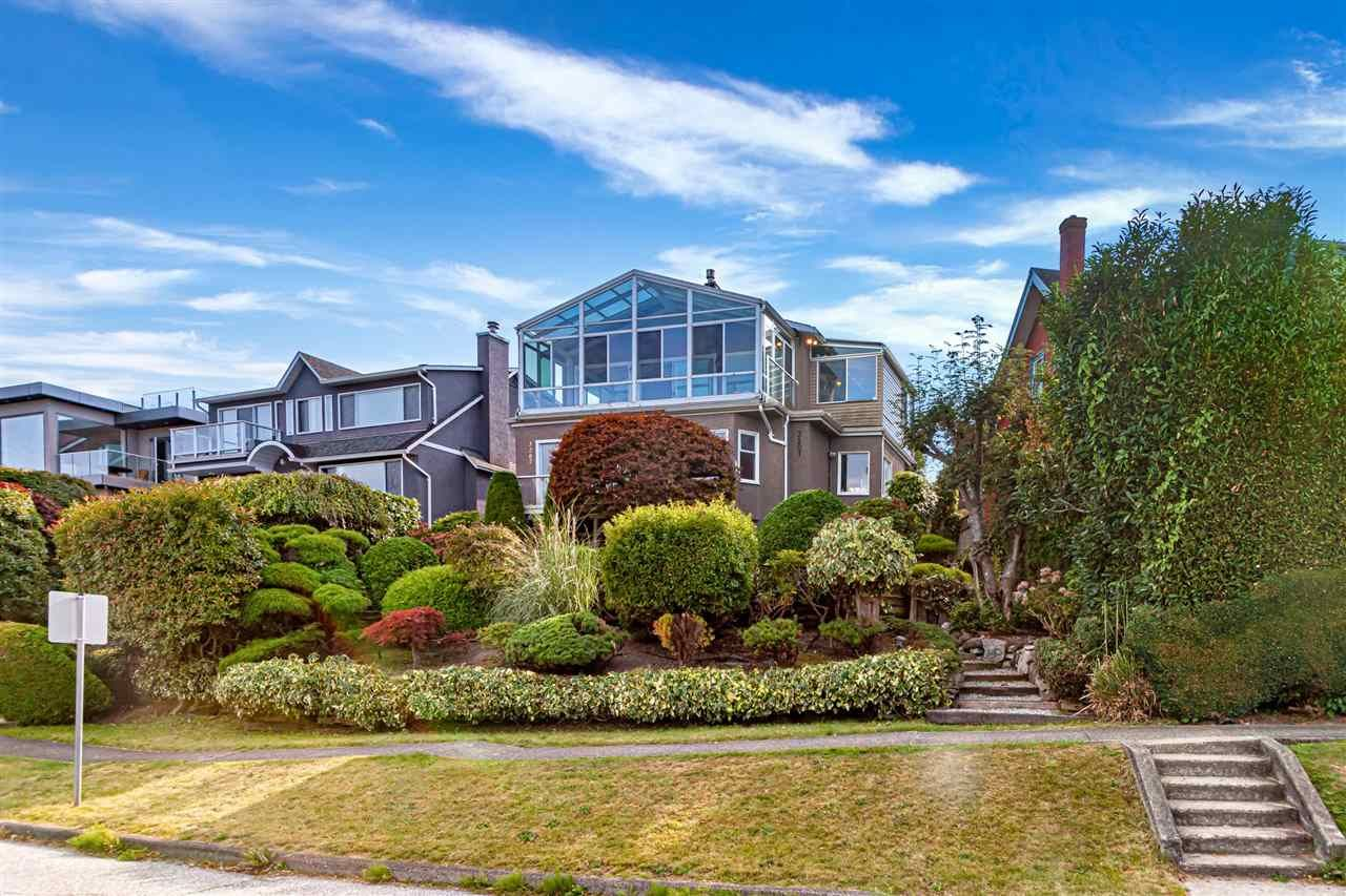 Main Photo: 3207 QUESNEL DRIVE in Vancouver: Dunbar House for sale (Vancouver West)  : MLS®# R2495686