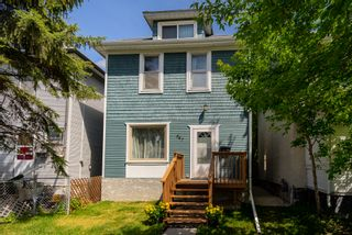 Photo 1: 647 Valour Road in Winnipeg: West End House for sale (5C)  : MLS®# 202114609
