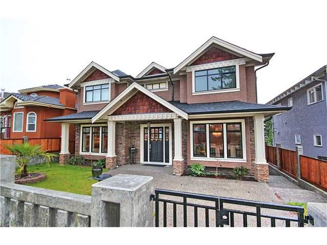 "Main Photo: 28 HOWARD Avenue in Burnaby: Capitol Hill BN House for sale in ""BURNABY NORTH-CAPITOL HILL"" (Burnaby North)  : MLS®# V1016503"