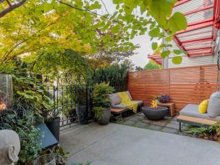 """Photo 31: 108 350 E 2ND Avenue in Vancouver: Mount Pleasant VE Townhouse for sale in """"Mainspace"""" (Vancouver East)  : MLS®# R2621834"""