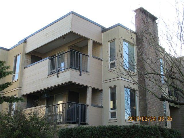 Main Photo: 306 1260 W 10 Avenue in vancouver: Condo for sale : MLS®# v997935