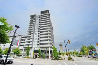"Photo 1: 1107 9393 TOWER Road in Burnaby: Simon Fraser Univer. Condo for sale in ""Centerblock"" (Burnaby North)  : MLS®# R2484859"