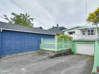 Photo 20: 1928 VENABLES STREET in Vancouver: Grandview VE House for sale (Vancouver East)  : MLS®# R2180121