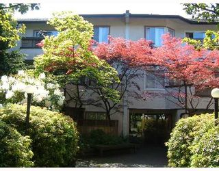 """Photo 1: 308 809 W 16TH Street in North_Vancouver: Hamilton Condo for sale in """"PANORAMA COURT"""" (North Vancouver)  : MLS®# V646950"""