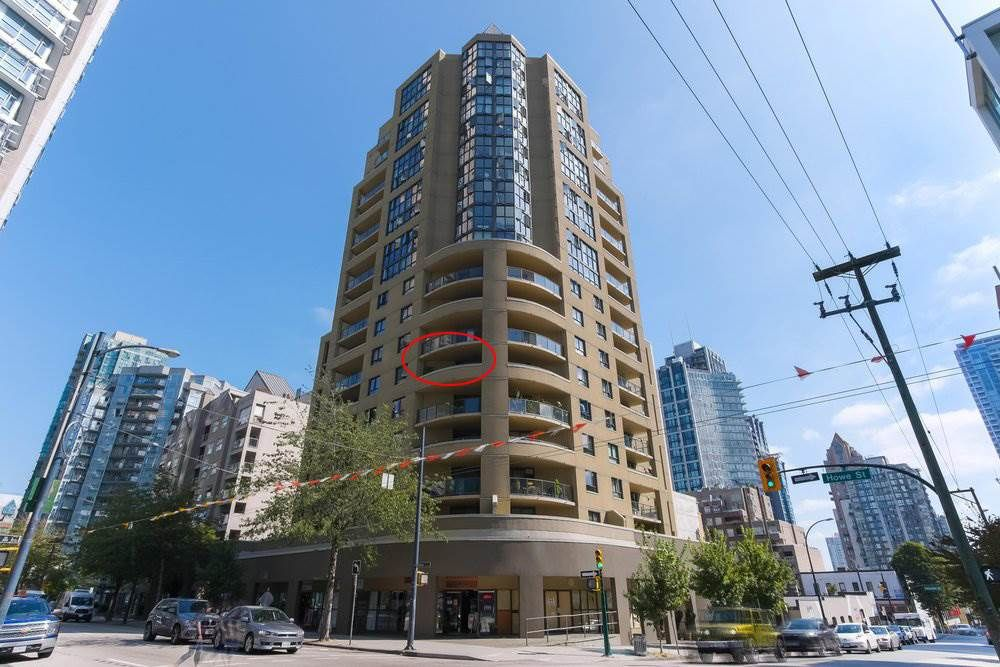 """Main Photo: 604 789 DRAKE Street in Vancouver: Downtown VW Condo for sale in """"CENTURY TOWER"""" (Vancouver West)  : MLS®# R2426940"""