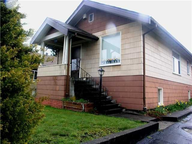 Main Photo: 214 Princess Street in New Westminster: GlenBrooke North House for sale : MLS®# v884629
