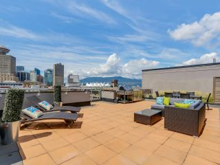 """Photo 14: PH3 36 WATER Street in Vancouver: Downtown VW Condo for sale in """"TERMINUS"""" (Vancouver West)  : MLS®# R2082070"""