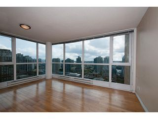 "Photo 3: 2205 1188 RICHARDS Street in Vancouver: Yaletown Condo for sale in ""Park Plaza"" (Vancouver West)  : MLS®# V1061571"