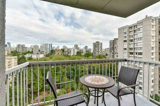 """Photo 16: 1405 1740 COMOX Street in Vancouver: West End VW Condo for sale in """"SANDPIPER"""" (Vancouver West)  : MLS®# R2203716"""
