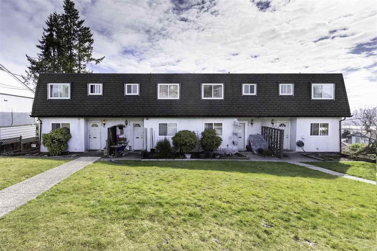 Main Photo: 377 HOSPITAL Street in New Westminster: Sapperton Multifamily for sale : MLS®# R2550384