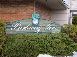 """Photo 2: 214 5363 206 Street in Langley: Langley City Condo for sale in """"PARKWAY II"""" : MLS®# R2130868"""