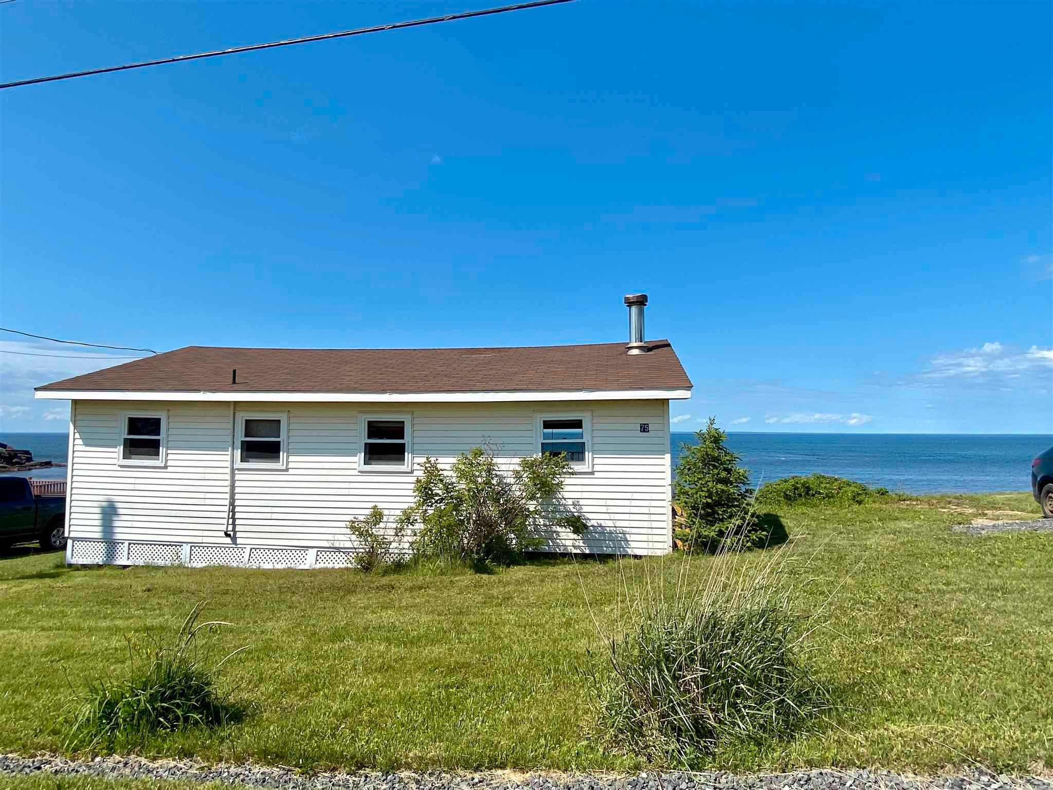 Main Photo: 75 Red Cliff Drive in Seafoam: 108-Rural Pictou County Residential for sale (Northern Region)  : MLS®# 202114903