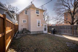 Photo 30: 679 Garwood Avenue in Winnipeg: Osborne Village Residential for sale (1B)  : MLS®# 202106168