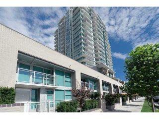 Photo 1: # 1208 188 E ESPLANADE BV in North Vancouver: Lower Lonsdale Condo for sale : MLS®# V1060516
