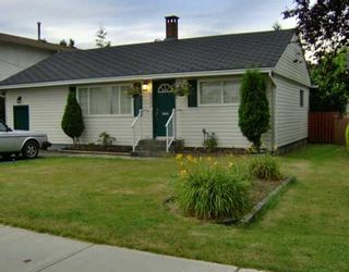 Photo 1: 2321 MARY HILL Road in Port Coquitlam: Central Pt Coquitlam House for sale : MLS®# V602452