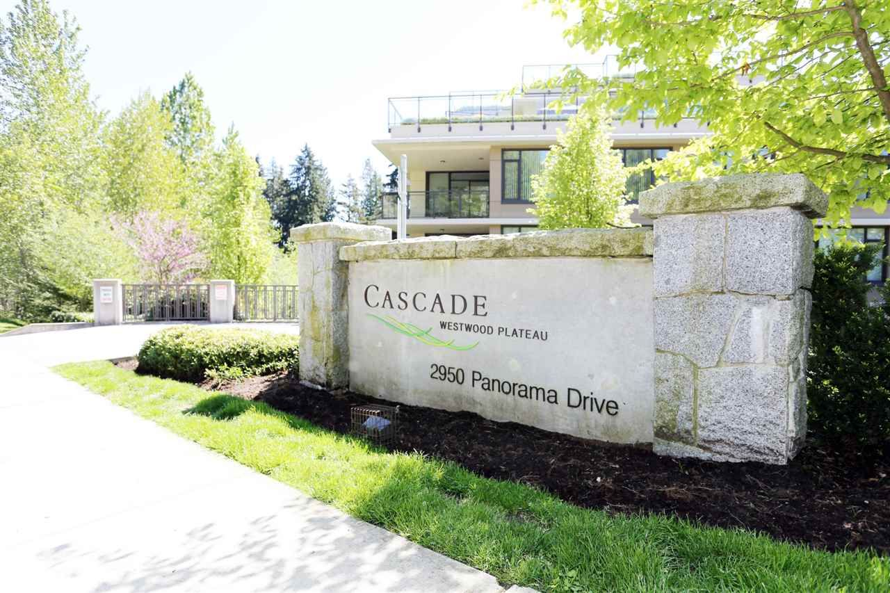 """Main Photo: 803 2950 PANORAMA Drive in Coquitlam: Westwood Plateau Condo for sale in """"CASCADE"""" : MLS®# R2514455"""