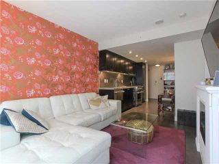 Photo 3: # 407 1133 HOMER ST in Vancouver: Yaletown Condo for sale (Vancouver West)  : MLS®# V1135547