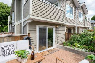 Photo 17: 8 849 TOBRUCK AVENUE in North Vancouver: Mosquito Creek Townhouse for sale : MLS®# R2396828